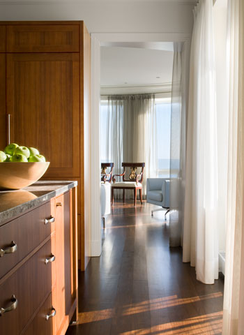McGuire Architectural Interiors - Lake Shore Drive Apartment Views 6