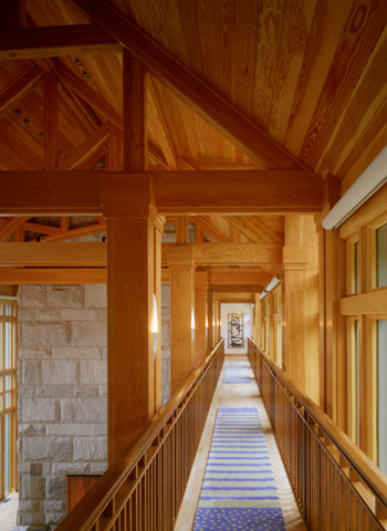 McGuire Architectural Interiors - Traverse Bay Lodge View 1