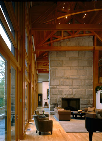 McGuire Architectural Interiors - Traverse Bay Lodge View 3